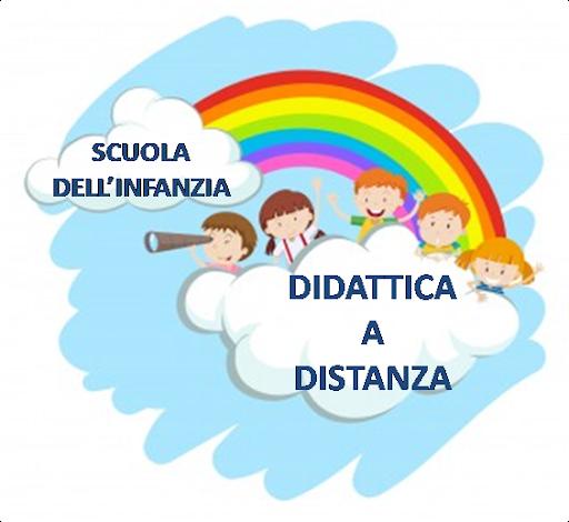 Didattica a distanza per la scuola dell'infanzia