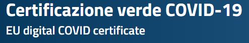 Certificazione COVID-19